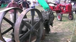 Welcome To The 2012 Dublin NH Tractor Show...