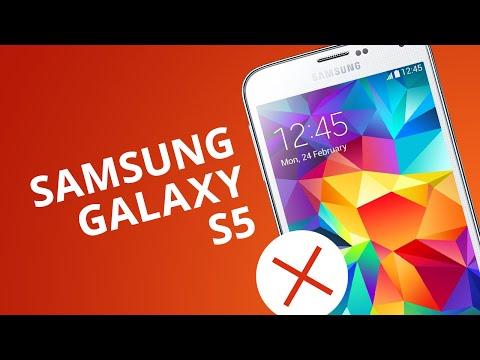Galaxy S5: 5 motivos para NÃO comprar o smartphone da Samsung
