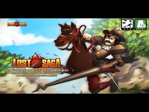 Korean Lost Saga Don Quixote First Look Hero 122 Normal