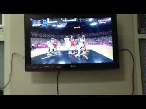 LONDON OLYMPICs 2012 BASKETBALL FINAL: USA vs SPAIN 107-100 [(HD TV)] FULL GAME