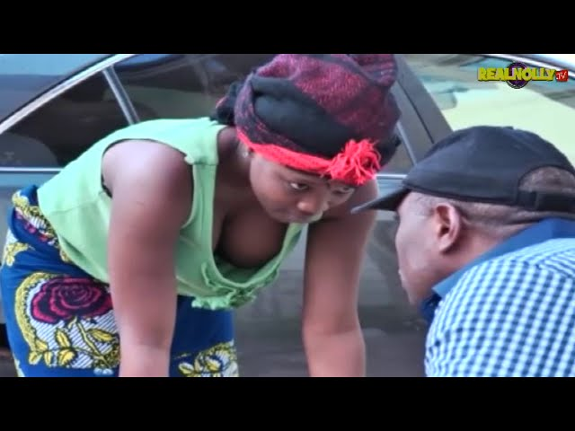 Kenneth Okonkwo Makes a Move On A Low Class Girl