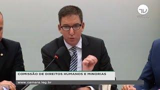 Direitos Humanos e Minorias - Fundador do The Intercept Brasil, Glenn Greenwald - 25/06/2019 - 17:58