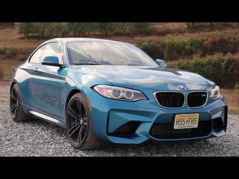 2017 BMW M2 Review, Ratings, Specs, Prices, and Photos ...