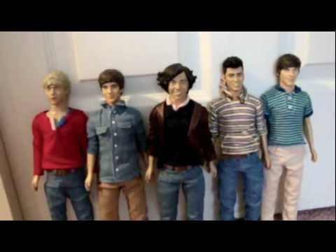 **NEW** ONE DIRECTION DOLL SERIES ((COMING SOON))