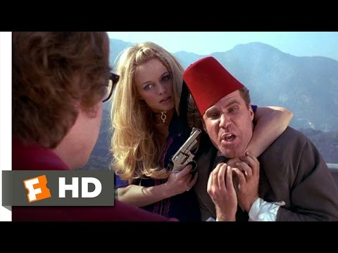 Austin Powers: The Spy Who Shagged Me (3/7) Movie CLIP - The Three-Question Rule (1999) HD