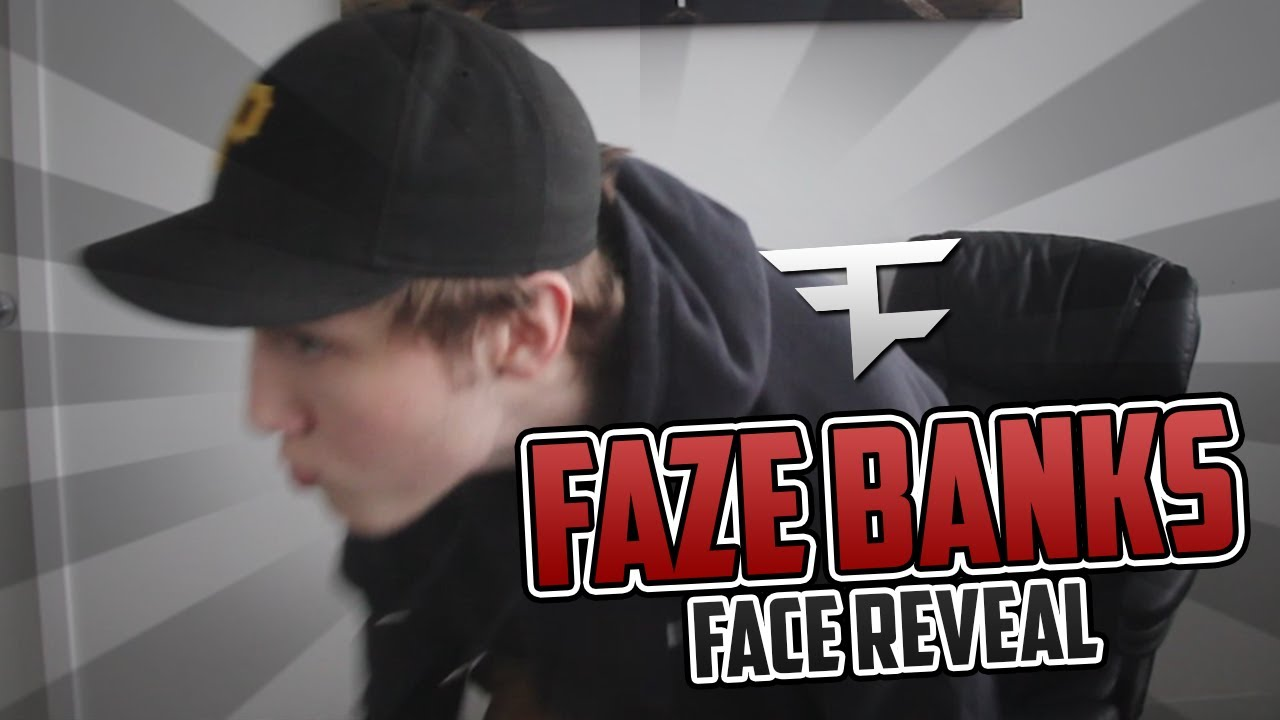 FaZe Banks Face Reveal IRL w/ FaZe Temperrr - HUGE UPDATE ...