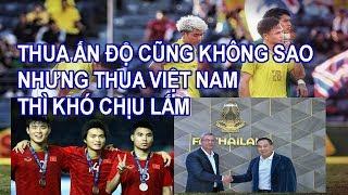 Nhận Cú Đấm Từ Tuyển Việt Nam LĐBĐ Thái Lan Làm Điều Không Tưởng