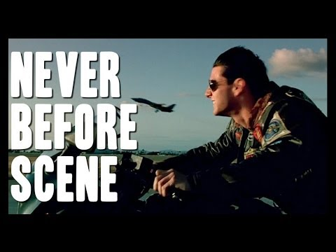 What You Missed in Top Gun! - Never Before Scene