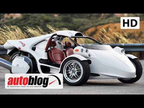 2013 Campagna T-Rex 16S | Autoblog Short Cuts