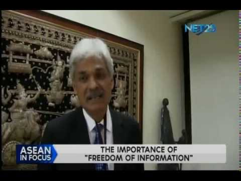The Importance of Freedom of Information