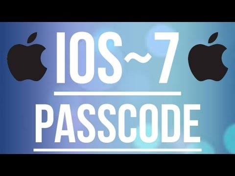 Forgot Passcode iOS 7 (iPhone. Ipad. Ipod Touch)