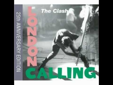 The Clash - London Calling (Legacy Edition bonus version)