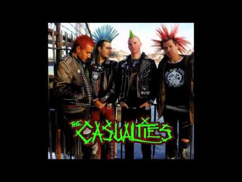 Casualties - Rejected And Uwanted