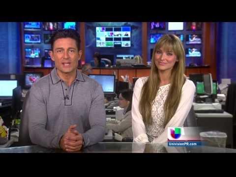 Fernando Colunga y Blanca Soto hablan sobre su obra teatral
