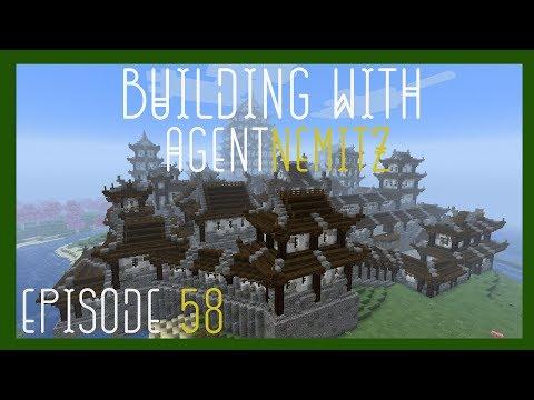 Back to Minecraft :: Building with AgentNemitz Episode 58 (Minecraft 1.13.1 Survival)