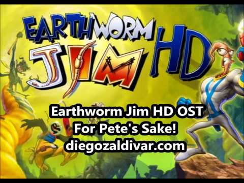 Earthworm Jim HD Music - For Petes Sake!