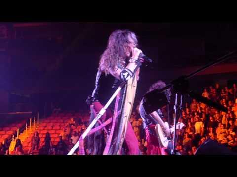 Aerosmith - No More No More - Newark 09-03-2014