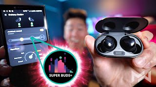 01. Galaxy Buds Plus - First 7 Things To Do!
