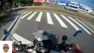 Matando saudades da minha antiga moto