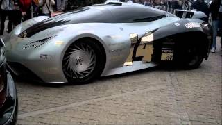 Gumball 3000!!! 2013 Incenarator and more Warsaw!!! NEW!!!