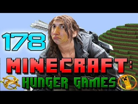 Minecraft: Hunger Games w/Mitch! Game 178 - NINJA ARMOR!