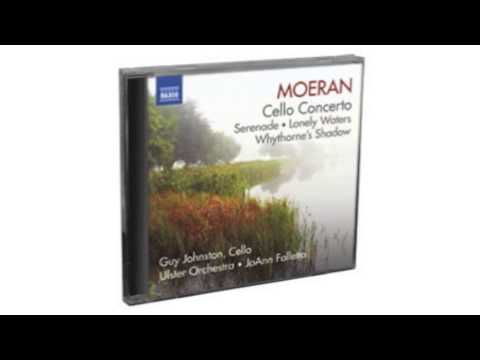 Moeran - Cello Concerto, Serenade in G, Lonely Waters & ... Naxos CD  8573034
