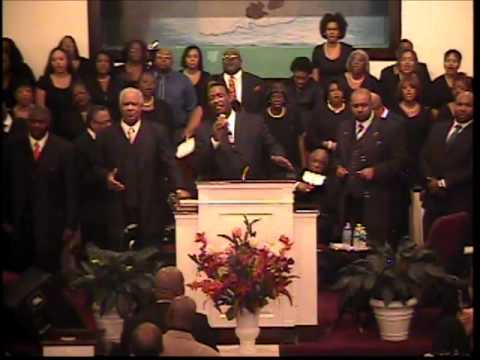 Minister Bryant Raines Trial Sermon Closing Song