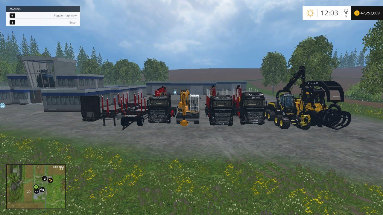 Machine Farming Simulator 2015 Farming Simulator 2015 Mod