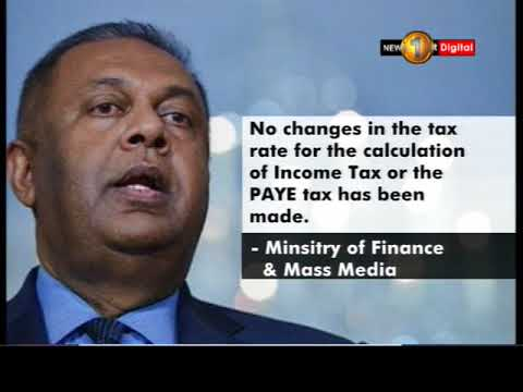 no change in paye ta|eng