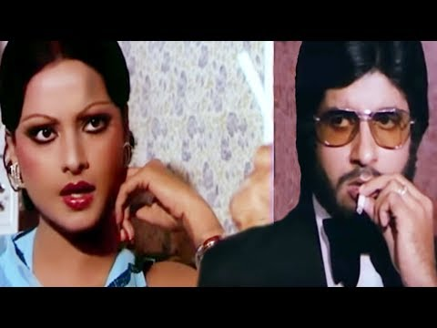 Amitabh Rekha Utpal Datt Prem Chopra Do Anjaane - Scene 2031