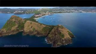 St.Lucia drone edit  2018 4K    Jake Johnson