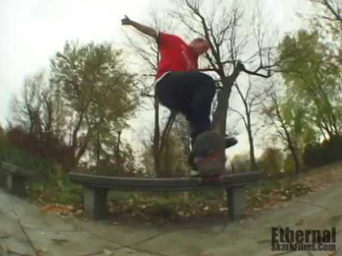 Ethernal Skate Films / Social Exclusion X JF Marleau / Street Skateboarding Reality in Montreal