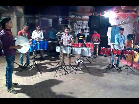 Banjo Party in Mumbai Goregaon - Khel Mandala Song (Natrang...