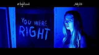 Download Lights Out  -  Official TV Spot #2 3Gp Mp4