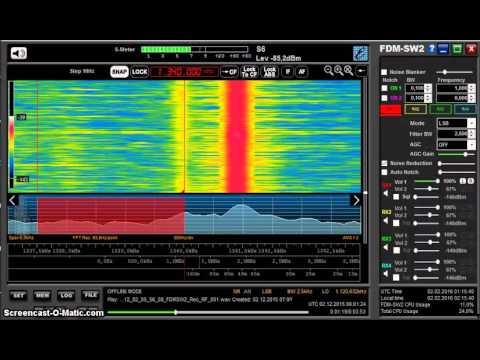 MW DX: Radio Amor 1340 kHz received in Germany
