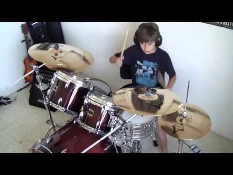 Green Day - Welcome to Paradise, Drum Cover by RyanT2020