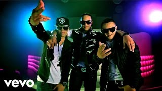 J Alvarez ft. De La Ghetto, Zion - Actua (Remix)