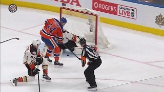 Gotta See It: Kassian celebrates adequately after chasing Gibson