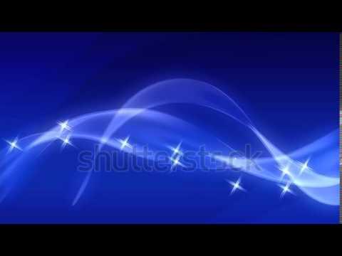 Spectrum Background Blue Spectrum Background