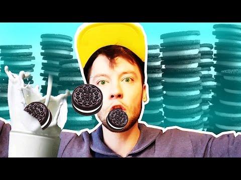 НЕВЕРОЯТНЫЕ БРОСКИ | Oreo Dunk Challenge | ЯнГо ЧЕЛЛЕНДЖ!