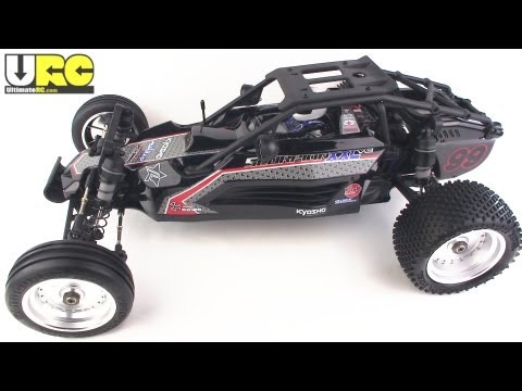 Kyosho Scorpion XXL VE RTR 1/7 scale buggy Review