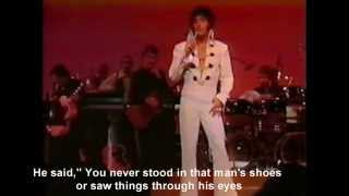 Watch Elvis Presley Walk A Mile In My Shoes video