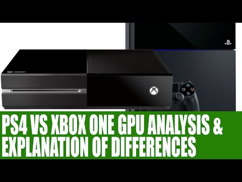 Playstation 4 Vs Xbox One GPU Analysis & Explanation of Differences, GPGPU & Performance