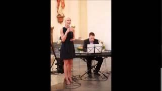 Ein Augenblick gesungen von Vanessa Cymerman