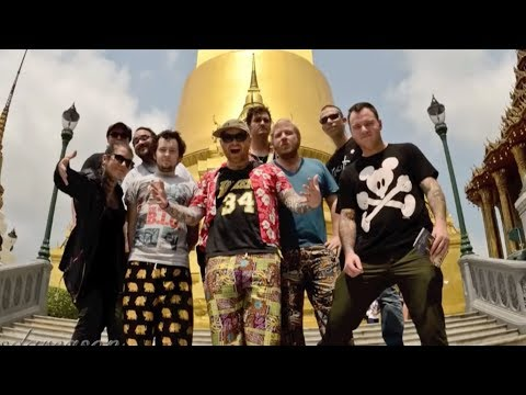 New Found Glory invades Thailand, Indonesia & Australia