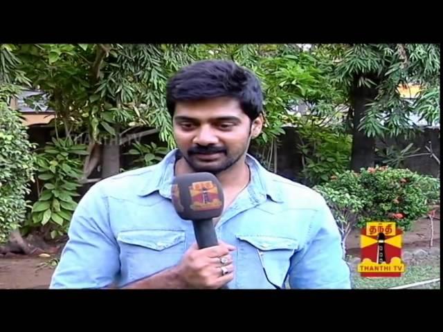 "Interview With ""Sarabham' Team : Thanthi TV"