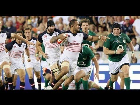 USA v Ireland Highlights - June 8, 2013