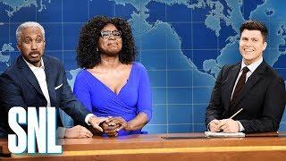 Weekend Update: Oprah Winfrey and Stedman Graham - SNL