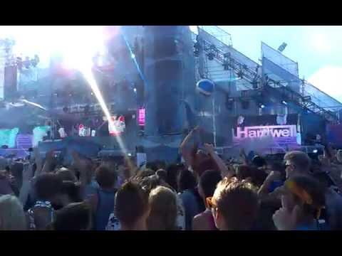 Hardwell - Waiting For Love (Avicii) [LIVE @ Weekend Festival Baltic 2015, Pärnu, Estonia]