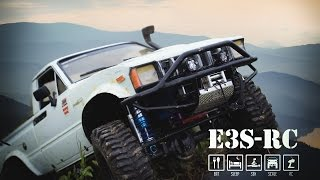 E3S-RC/ TOYOTA Hilux /SCALE RC TRUCK - RC4WD Trail Finder 2 - 4X4 _#1